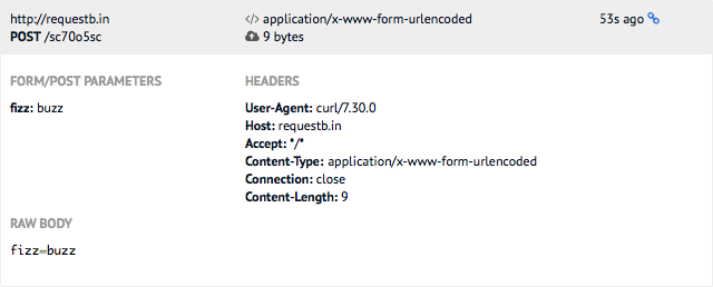 Inspecting HTTP client requests - Peter Hilton