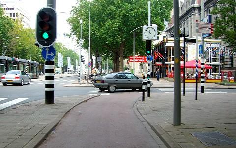 Rotterdam to Rottemeren