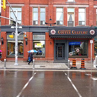 Coffee Culture King Street Kitchener