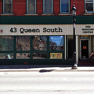 Queen Street Commons Cafe
