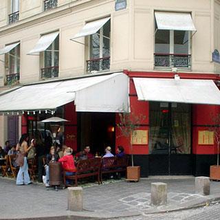 Paris Café and Restaurant Reviews