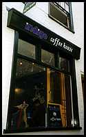 Cambridge: Indigo Coffee House