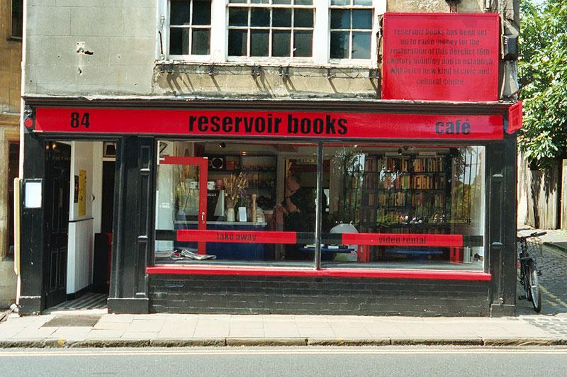 Oxford Cafe Reviews Peter Hilton