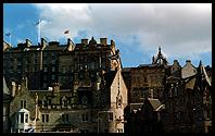 Edinburgh: near the city centre